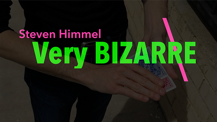 Very Bizarre by Steven Himmel video DOWNLOAD