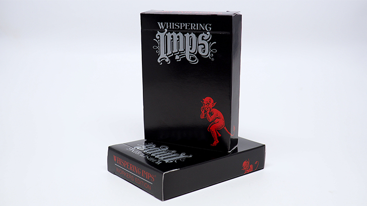 """Whispering Imps """"Workers Edition"""" Playing Cards"""