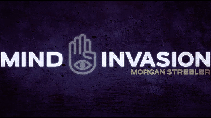 Mind Invasion - Morgan Strebler - DVD