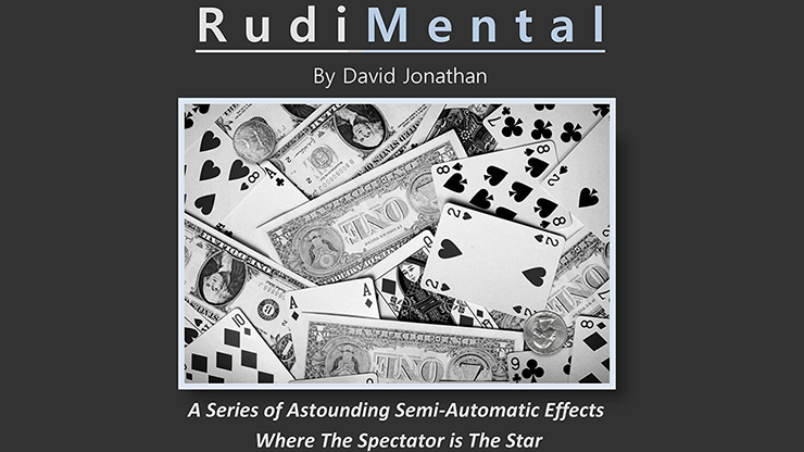 RudiMental - David Jonathan - eBook