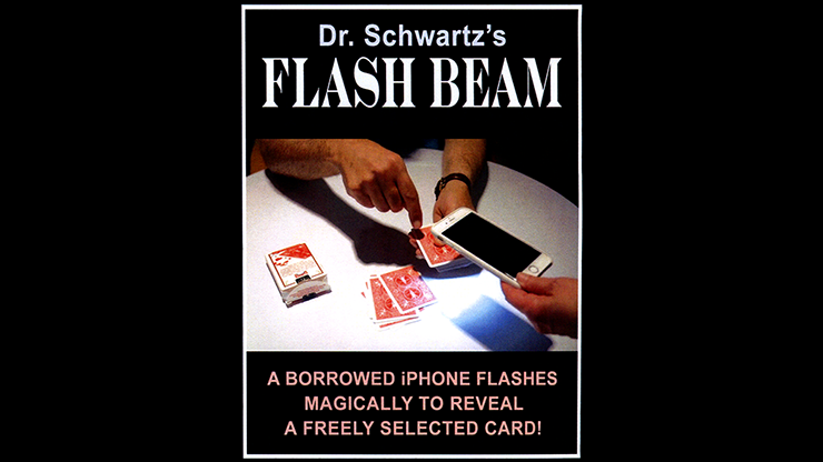 FLASH BEAM by Martin Schwartz - Trick