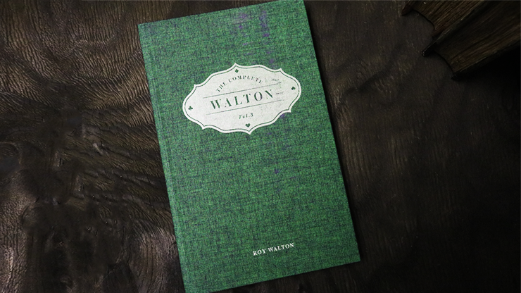 The Complete Walton Vol. 3 by Roy Walton - Book