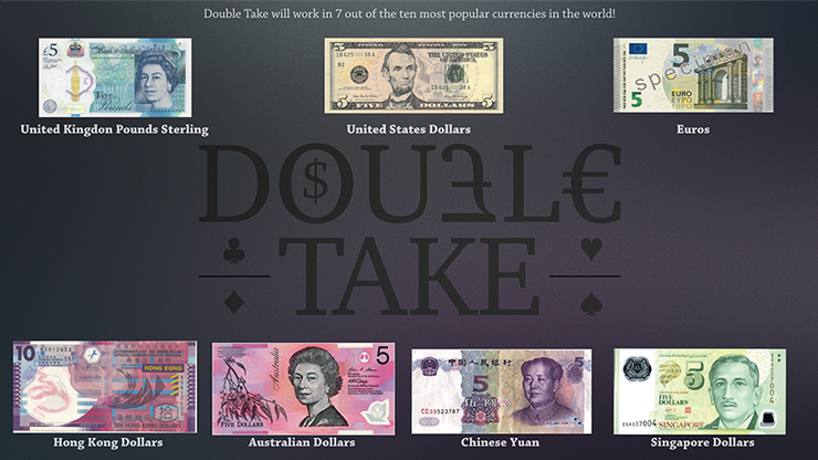 Double Take (USD) by Jason Knowles - Trick