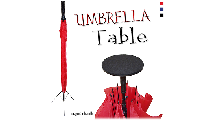 Umbrella Table by Amazo Magic