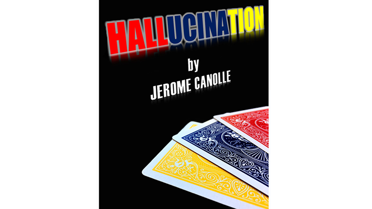 Hallucination Deck - Jerome Canolle