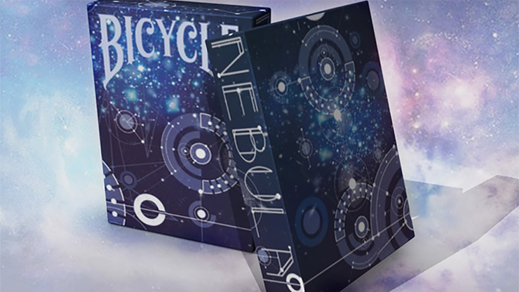 Cartas Bicycle Nebula Playing Cards