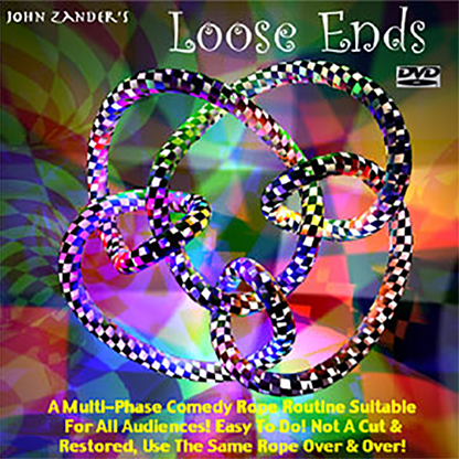 Loose Ends by John Zander - DVD
