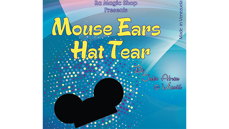Mouse Ears Hat Tear by Ra El Mago and Julio Abreu - Trick