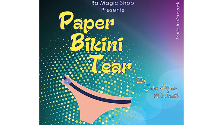 Bikini Tear by Ra El Mago and Mantu - Trick