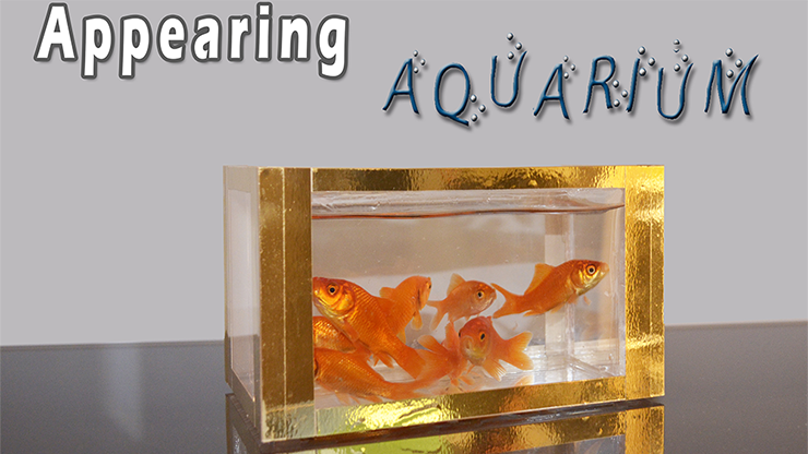 Appearing Aquarium