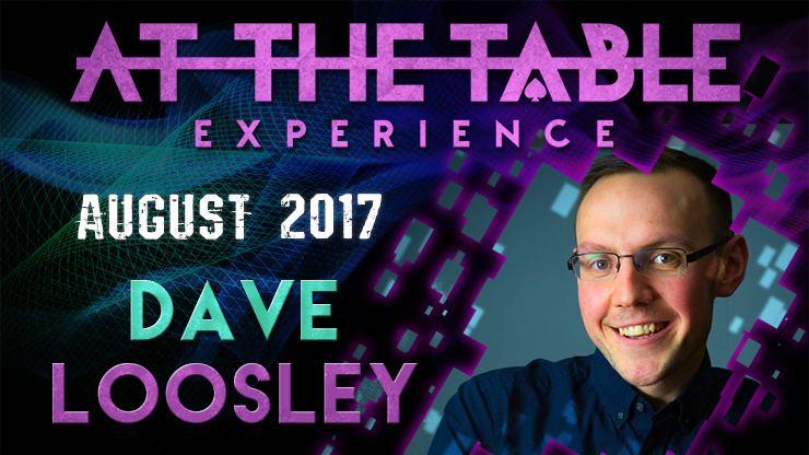 At The Table Live Lecture Dave Loosley August 2nd 2017 video DOWNLOAD