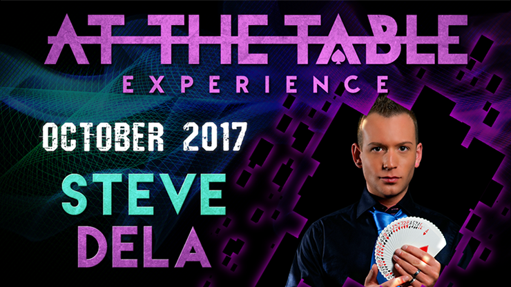 At The Table Live Lecture Steve Dela October 4th 2017 video DOWNLOAD