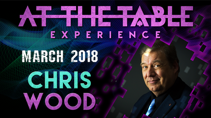 At The Table Live Lecture - Chris Wood March 21st 2018 video DOWNLOAD