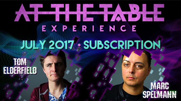 At The Table July 2017 Subscription - Video Descarga