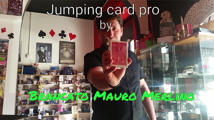Jumping Card Pro Video DOWNLOAD