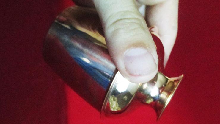 P&L Copper 6 Shot Lota by P&L Magic - Trick