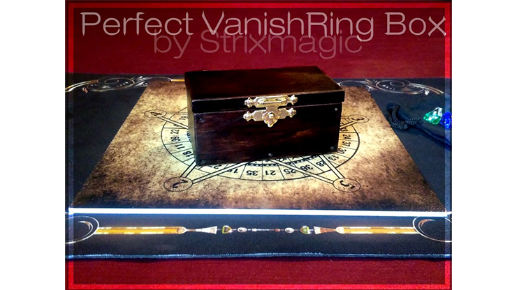 Perfect VanishRing Box - Trick