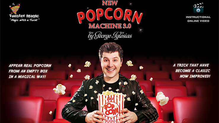 Popcorn Machine 3.0 - George Iglesias & Twister Magic