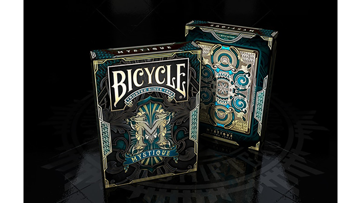 Cartas Bicycle Mystique Playing Cards (AZUL)
