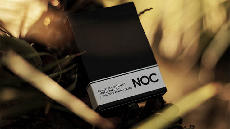 NOC Original Deck (NEGRO) Printed at USPCC - The AZUL Crown