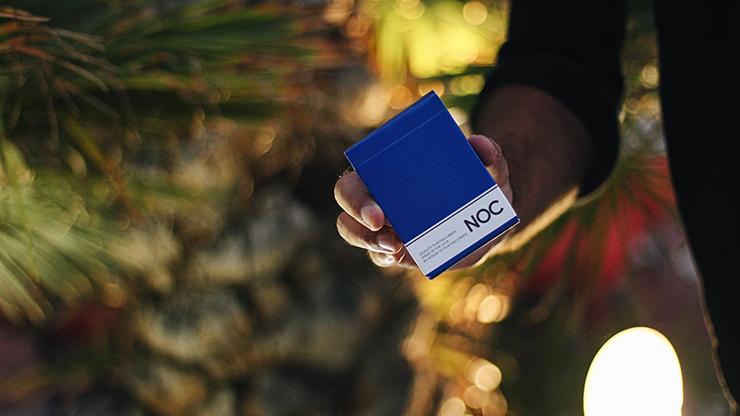 NOC Original Deck (AZUL) Printed at USPCC - The Blue Crown