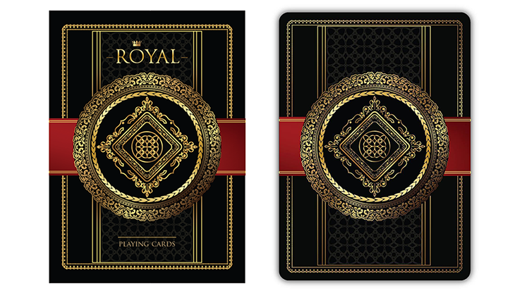 "Limited Edition ""ROYAL"" Playing Cards by Natalia Silva"