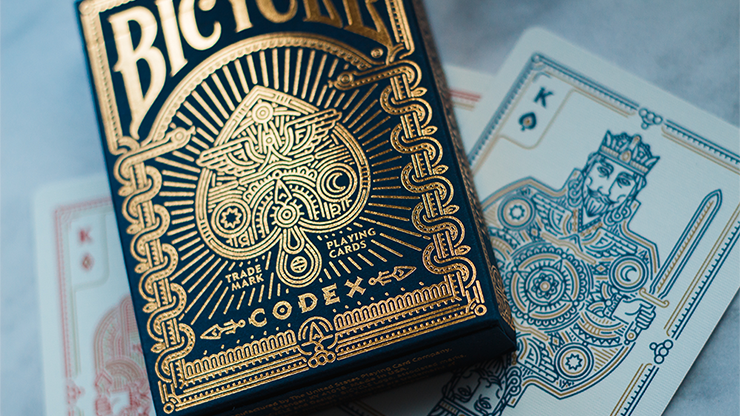 Bicycle Codex Playing Cards by Elite Playing Cards