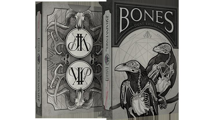 Bones (Dust) Playing Cards by Brain Vessel Poker Kartenspiel Spielkarten