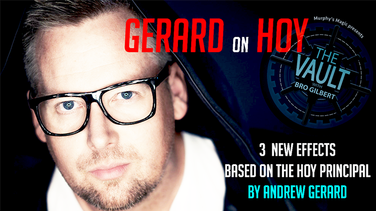 The Vault - Gerard on Hoy by Andrew Gerard video DOWNLOAD