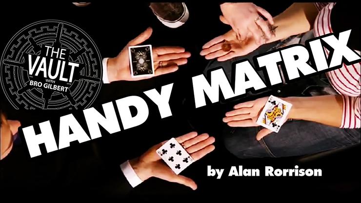 The Vault - Handy Matrix Video DOWNLOAD