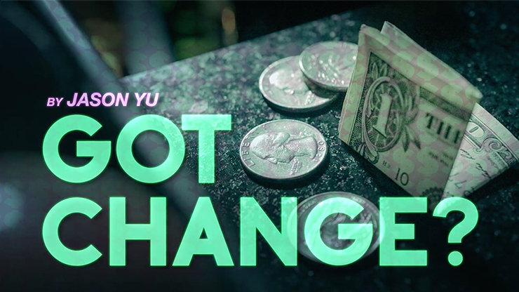 Got Change? - Jason Yu - DVD