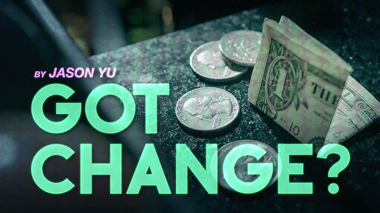 Got Change? by Jason Yu Geldschein in passendes Münz-Wechselgeld verwandeln