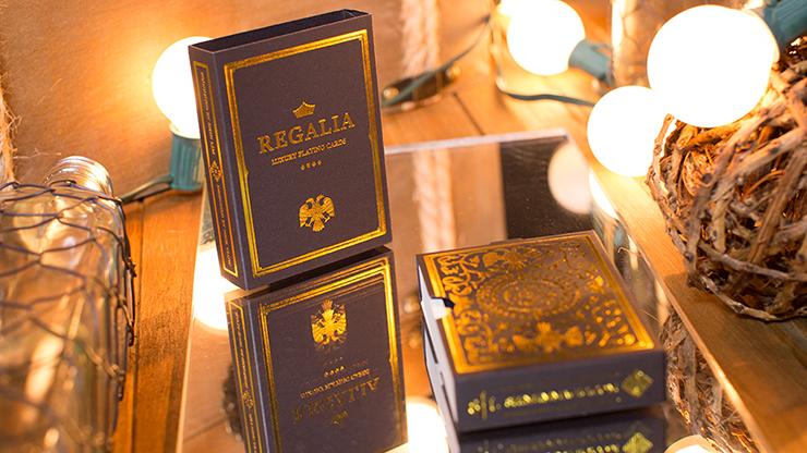 Regalia Playing Cards - Shin Lim