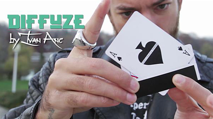 The AZUL Crown Mini Series: Diffuze - Ivan Ang - DVD