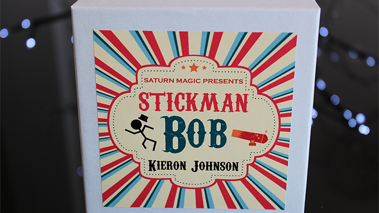 Stickman Bob by Kieron Johnson