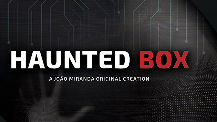 Haunted Box (Limited Edition 25) by João Miranda - Trick