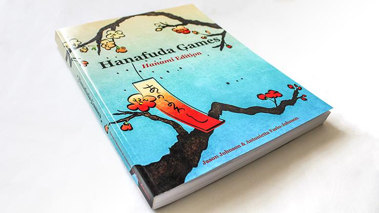 Hanafuda Games Hanami Edition Zauberbuch, 37 Hanafuda-Spiele