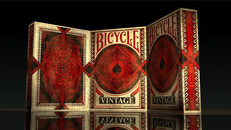 Cartas Bicycle Vintage Classic Playing Cards