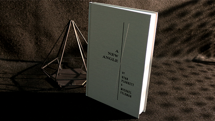 A New Angle by Ryan Plunkett & Michael Feldman - Book
