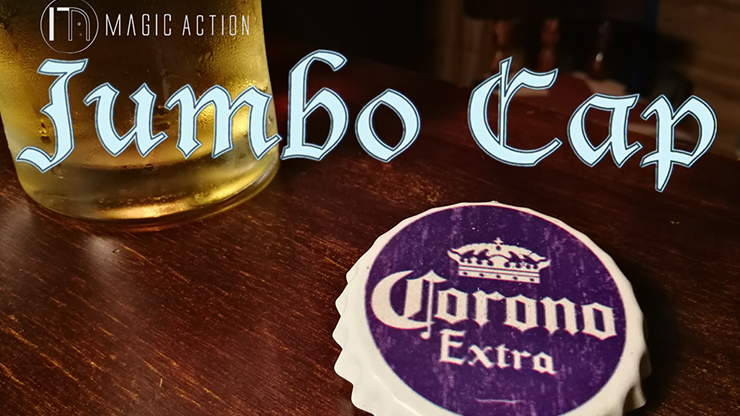 Jumbo Cap (Cor) by Magic Action