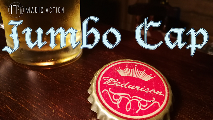 Jumbo Cap (Bud) by Magic Action