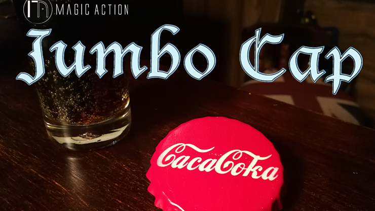 Jumbo Cap (Cok) by Magic Action - Trick