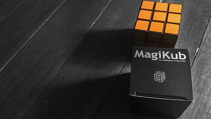 MAGIKUB by Federico Poeymiro - Trick