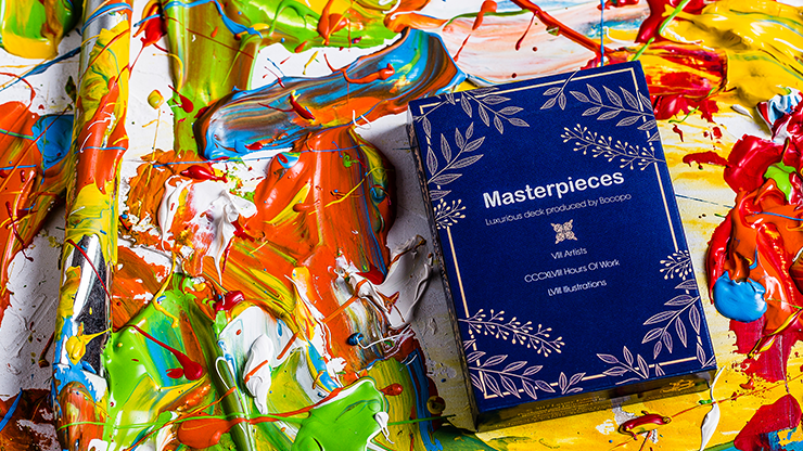Masterpieces Playing Cards