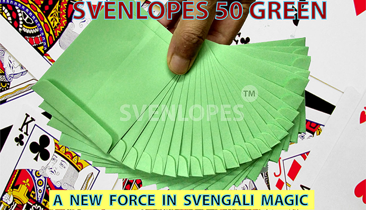 Svenlopes (Green) by Sven Lee - Trick