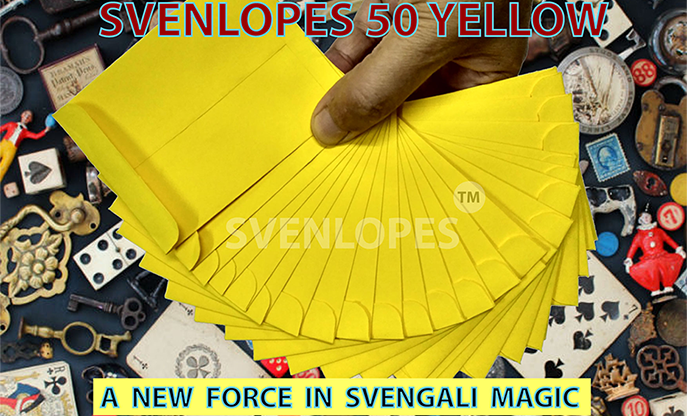 Svenlopes (Yellow) by Sven Lee - Trick