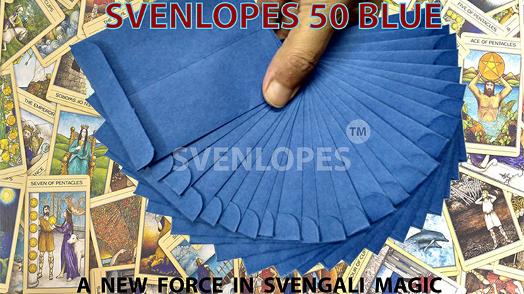 Svenlopes (Blue) by Sven Lee - Trick