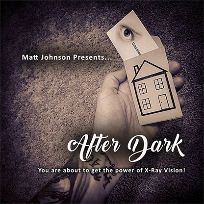 After Dark by Matt Johnson
