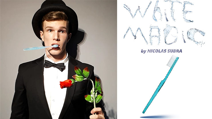 White Magic by Nicolas Subra - Trick