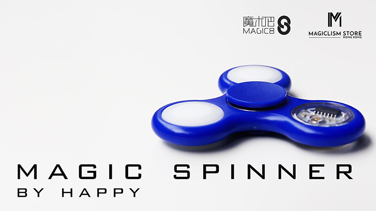 Magic Spinner - Happy, Bond Lee & Magic8